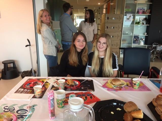 Nicolette van Dam: Nicolette van Dam vreesde voor mindere