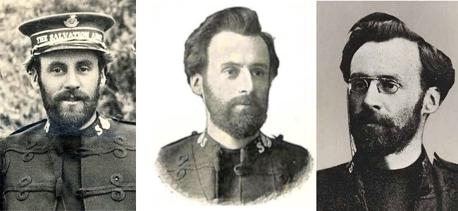 Three portraits of mr. Booth. The father of fair trade?