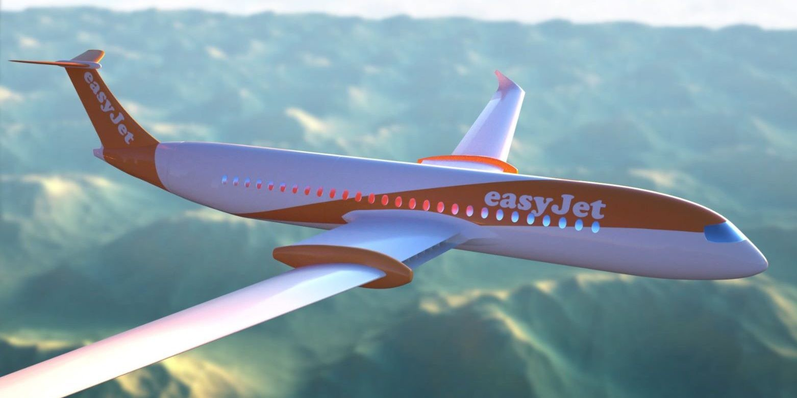 Also EasyJet is looking into the viability of electric planes