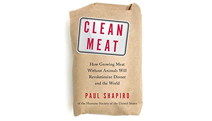 Clean Meat's book cover