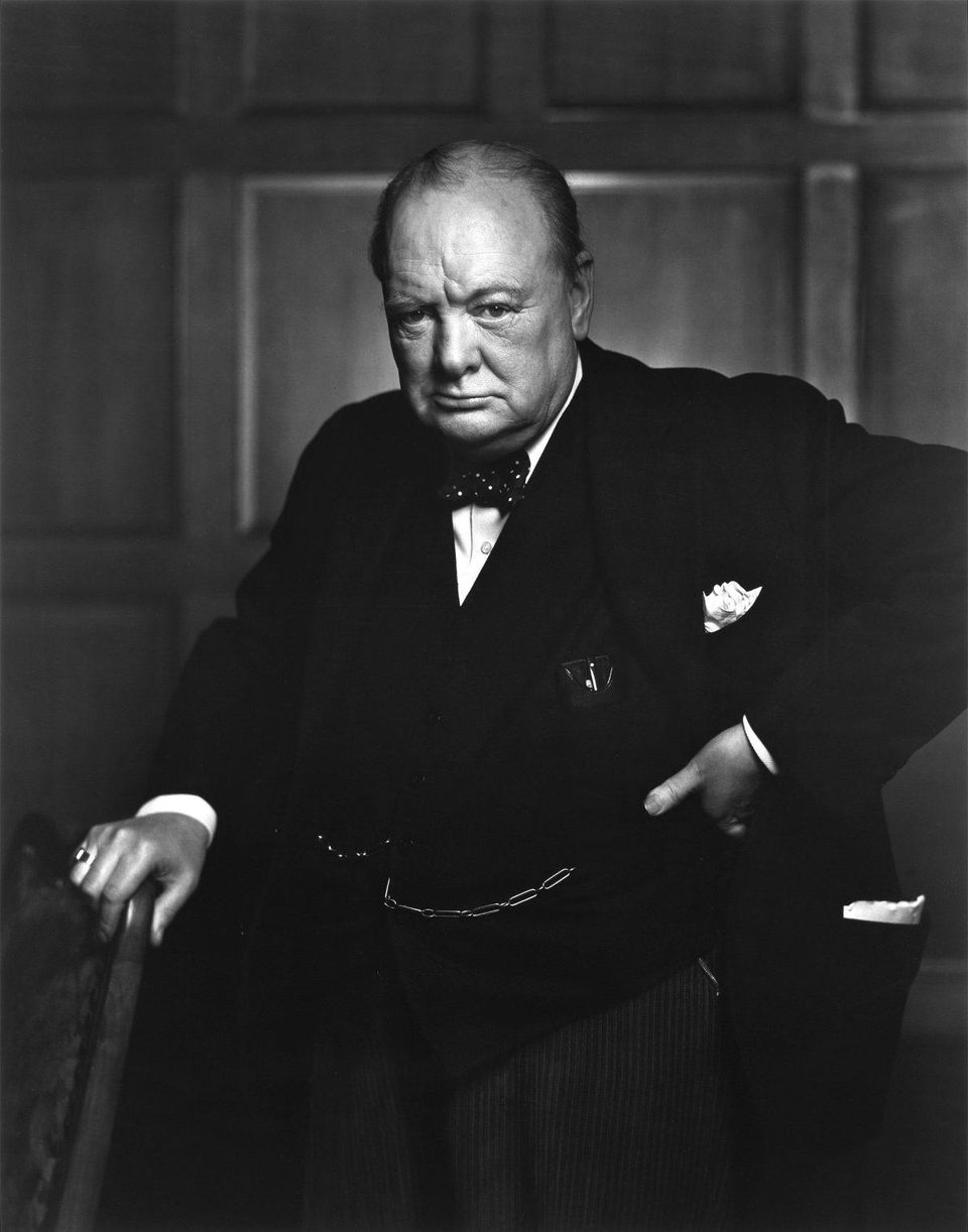 Yes, Winston Churchill won the Nobel Prize for Literature