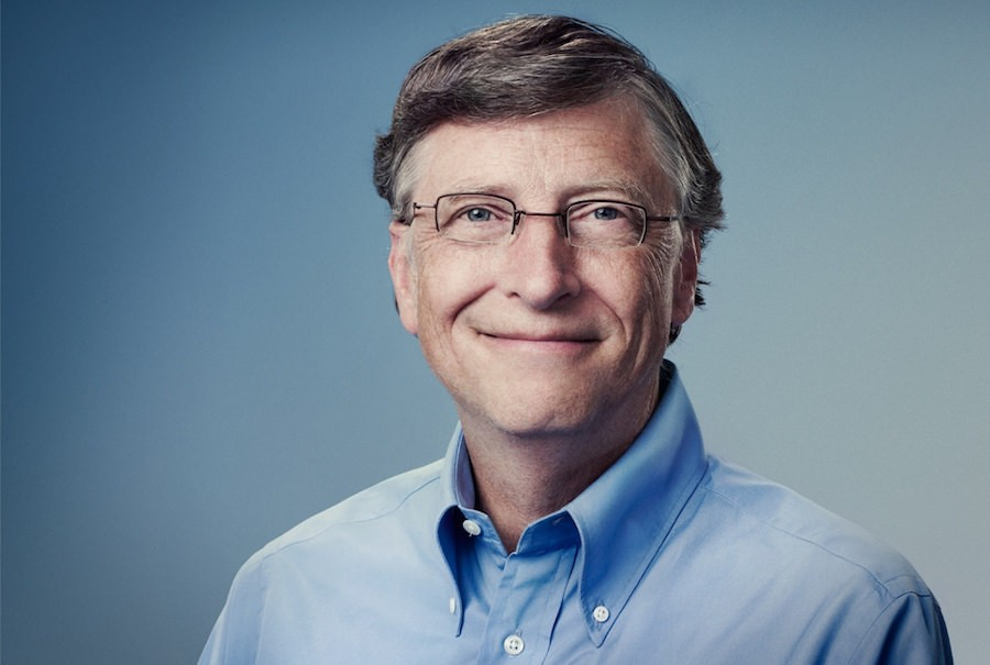 Bill Gates by Sebastian Vital