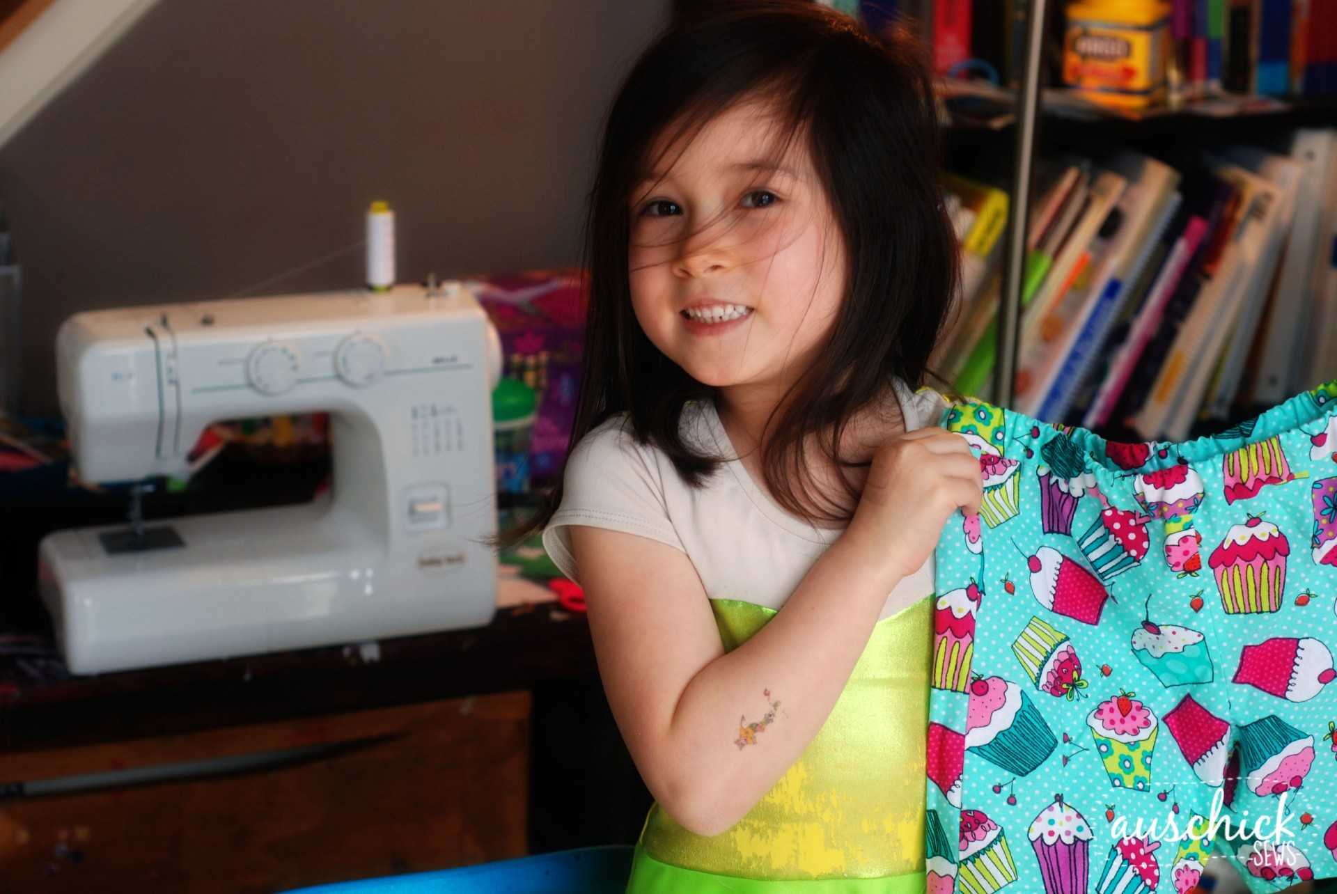 Sewing lessons should be reintroduced in schools. Image by Nat Tung