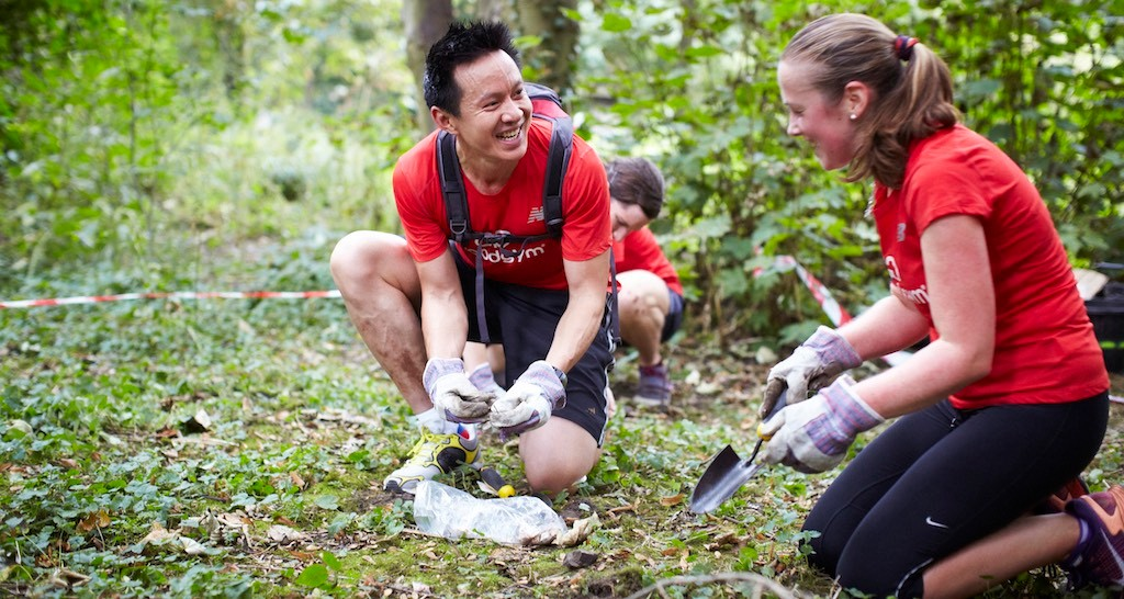 Photo courtesy of GoodGym