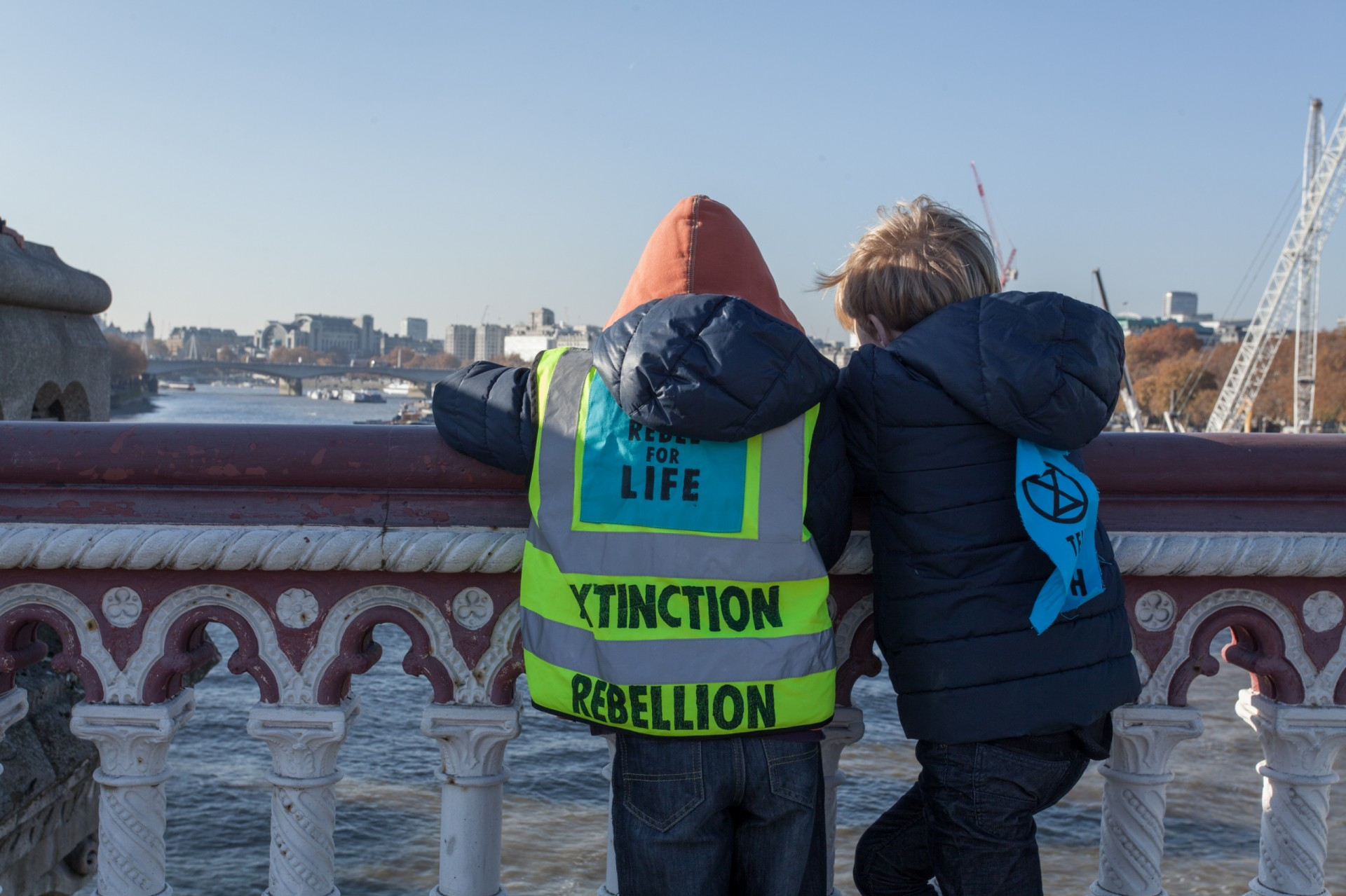 Photo: Lucy Cartwright via Extinction Rebellion