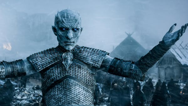 The Night King was turned into a White Walker thousands of years ago. HBO