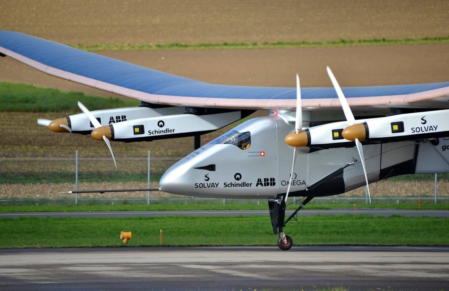 Solar Impulse SI2
