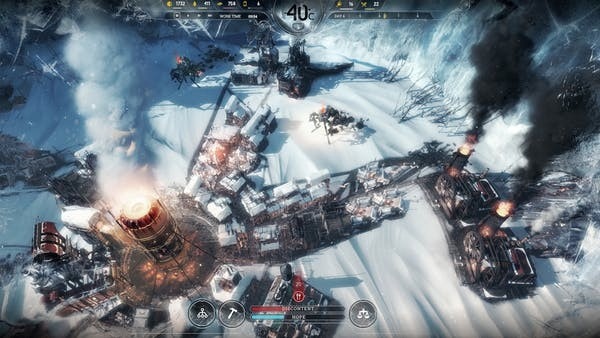 Frostpunk is a city-survival game in a world where 'heat means life'. 11bit studios