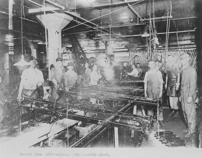 First Ford branch assembly plant, Kansas City, Missouri. Time for an update?