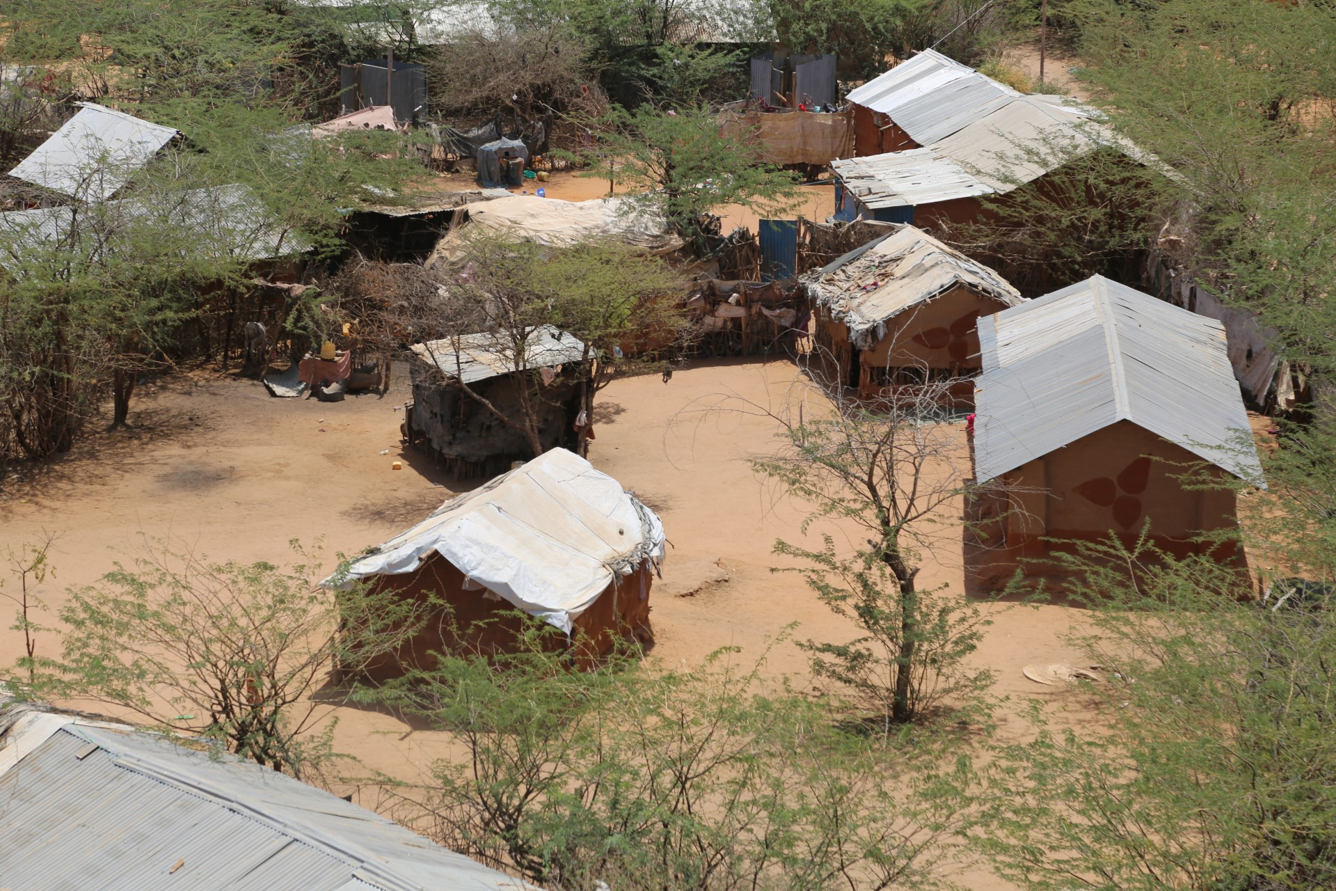 Dadaab refugee camp. David Kabiru / CC BY-SA