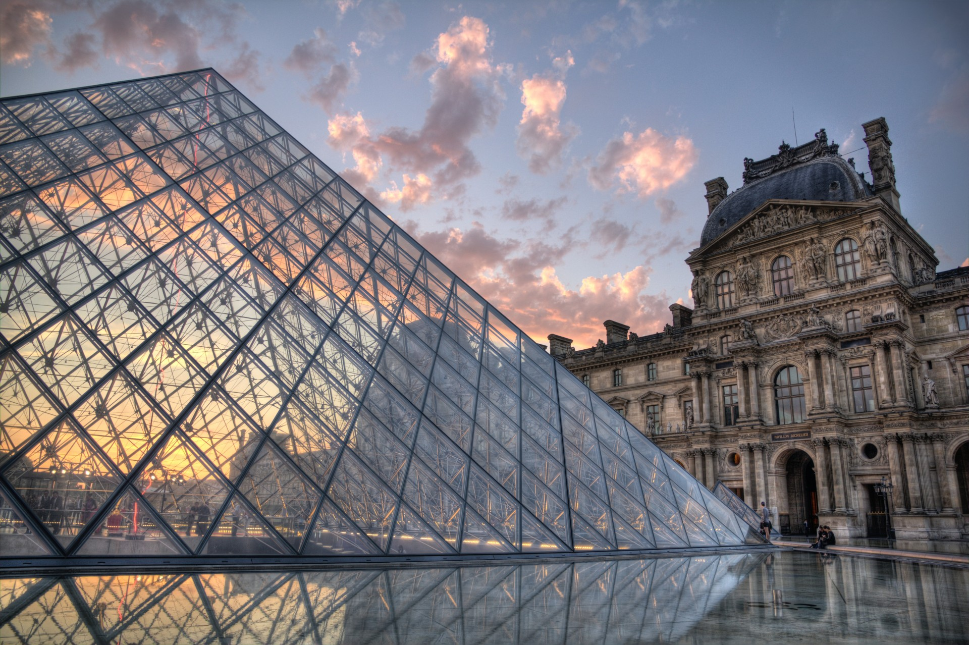 The Louvre, Paris was closed for nearly half of 2020